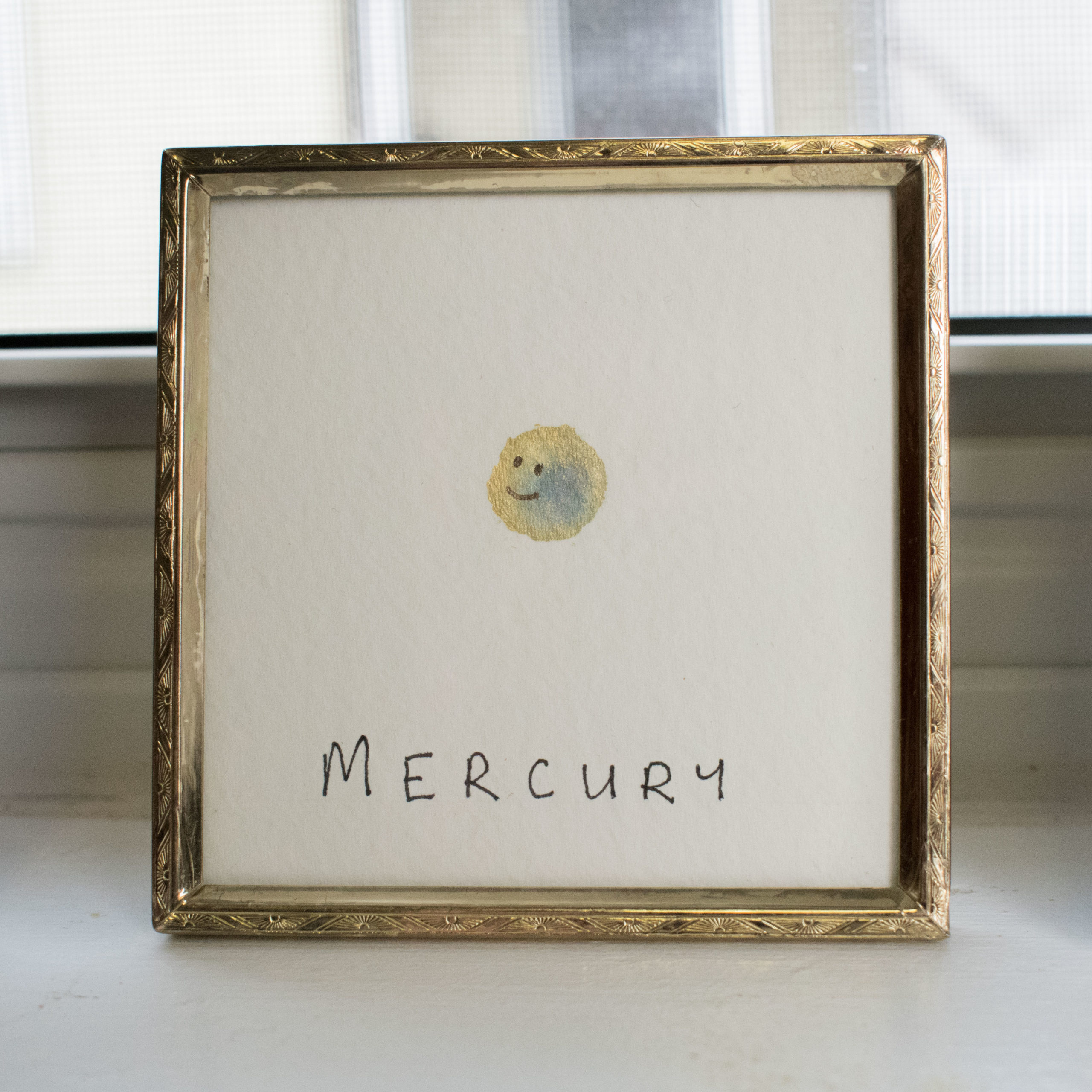planet-watercolours-mercury